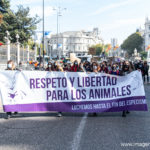 Manifestación Antiespecista